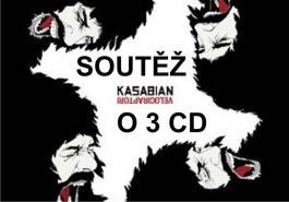 Vyhraj nové album Kasabian