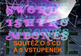 Soutěž o CD a vstupy na křest Swordfishtrombones