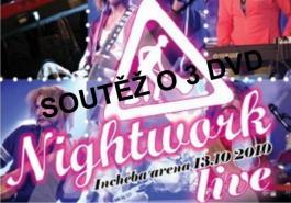 Vyhraj DVD Nightwork