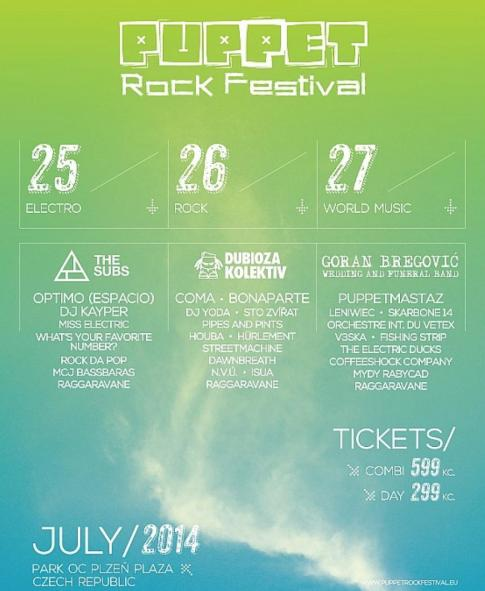 Puppet Rock Festival
