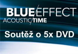 Soutěž o 5x 2DVD Blue Effect