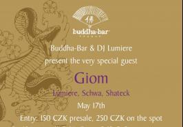 Giom @ Buddha Bar