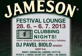 Jameson Festival Lounge