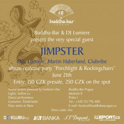 Jimpster @ Buddha-Bar