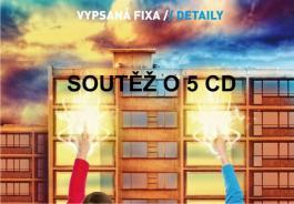 Soutěž o 5x CD Vypsaná fixa