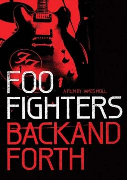 Vyhraj DVD s filmem o Foo Fighters