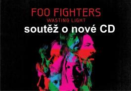 Soutěž o 5 CD Foo Fighters