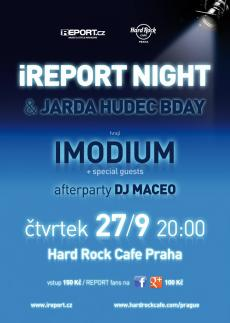 iREPORT night