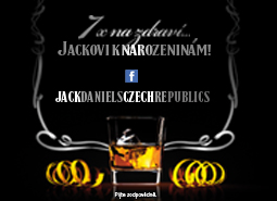 Narozeninová soutěž Jack Daniel's