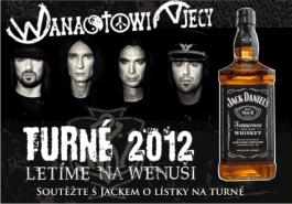 Wanastowi Vjecy tour s Jack Daniel's