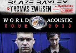Blaze Bayley & Thomas Zwijsen