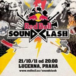 Soutěž o 6 vstupenek na Red Bull Soundclash