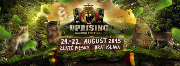 Bratislavský Uprising Festival: přijedou UB40 i bratr Boba Marleyho