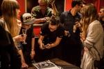 Adrian T. Bell v Paláci Akropolis poprvé představil nové skladby