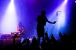 Crystal Castles v Lucerna Music Baru