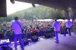 B Fest v Berouně: Divokej Bill letos poprvé zahrál venku