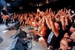 Bouře s Against Me! v Lucerna Music Baru