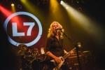 Buřičky L7 v Lucerna Music Baru připomněly zlaté časy grunge