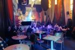 Café Industrial v klubu Templ