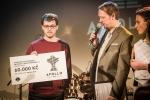 Cenu Apollo 2014 získal Adrian T. Bell