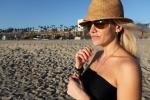Dara Rolins točila klip v Americe - ve městě, na pláži i v poušti