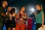 Žebřík 2013: mejdan na pódiu i v zákulisí