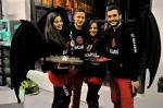 Žebřík 2014 Bacardi Music Awards: hvězdy se svými fanoušky