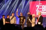 Žebřík 2014 Bacardi Music Awards nejvíc rozproudila Vypsaná fiXa