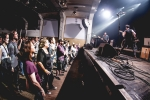 Energická show Arcane Roots v Roxy nechala vzpomenout na Biffy Clyro