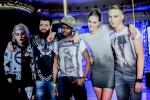 Fashion show Religion Clothing v Carioca Cabaretu: hudba, krásné ženy, slušivé oblečení