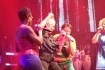 Joan Baez, Lenka Dusilová a Vlasta Redl slavili Vánoce s Monkey Business