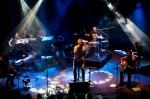 Kapela Clou vystoupila v Paláci Akropolis, doprovodilo je i smyčcové trio
