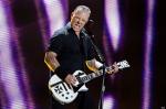 Metallica se průtrže mračen nezalekla. Dvouhodinový set na Aerodromu odehrála v plném nasazení