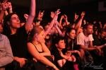 Metalové hody ve Zlíně: po necelém roce se vrátili Sabaton