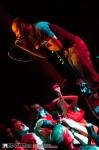 Mezinárodní seskupení N.O.H.A. během jediného klubového vystoupení v Praze pokřtilo album