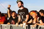 Mighty Sounds vol.1: Total Chaos se na pódiu střídali se Sunshine, Sigue Sigue Sputnik Electronic nebo Madball