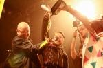 Mydy Rabycad pokřtili v Lucerna Music Baru nové album Glamtronic