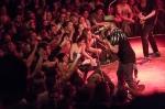 Nezastavitelní Beatsteaks rozdivočeli pražský Lucerna Music Bar