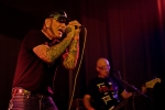 Punková legenda Telex se loučila s fanoušky posledním koncertem