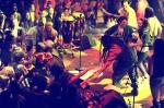 Reggae, dready, pohoda: Ky-Mani Marley roztancoval Lucerna Music Bar