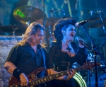 Satanica rozburácela téměř vyprodané plzeňské Peklo - Arakain s Lucií Bílou na turné