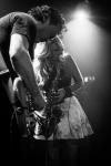 Saxofonistka Candy Dulfer se po šesti  letech vrátila do Prahy