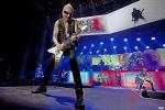 Scorpions zpátky na pódiu. Padesáté výročí existence slavili v Pardubicích
