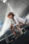 Strhující Lindsey Stirling zářila ve Žlutých lázních