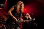 Takhle děláme ve Velké Británii heavy metal, přijeli do Prahy ukázat Saxon