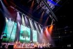 Vivaldiannu tleskala zaplněná pražská O2 arena