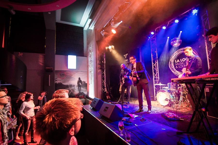 Adrian T. Bell představil v La Loca nové skladby