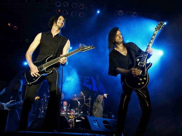 FOTKY Z MASTERS OF ROCK