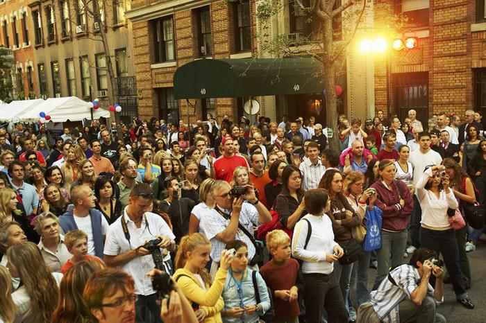 FOTKY Z NEW YORKU