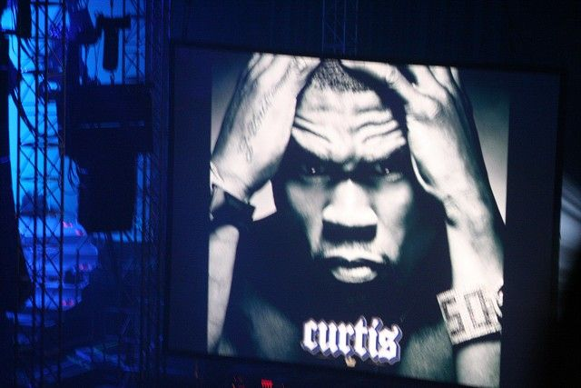 50 Cent v T-Mobile Areně